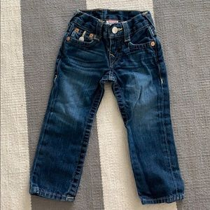 True religion boy jeans